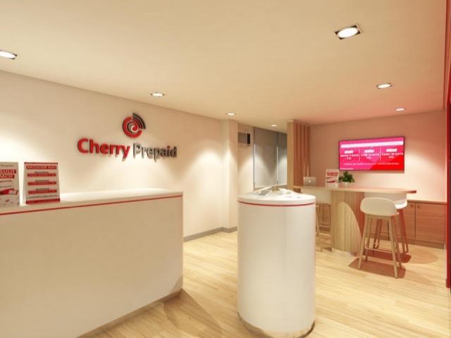 Sa Cherry Prepaid May Forever!