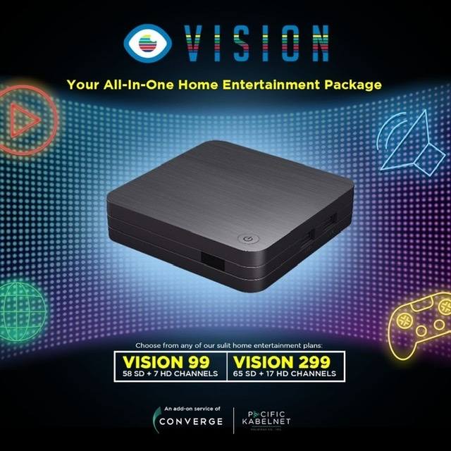 Converge introduces VISION