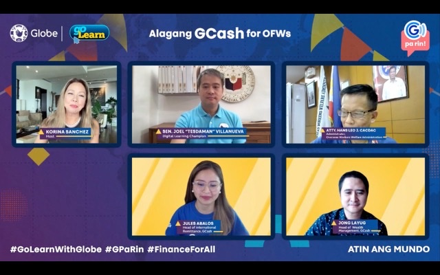GCash honors OFWs with new financial solutions