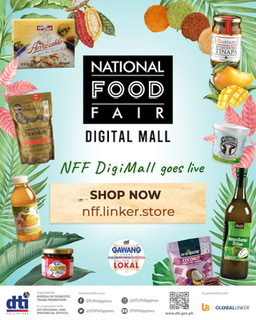 DTI Launches 2021 Hybrid National Food Fair with Digital Mall Opening