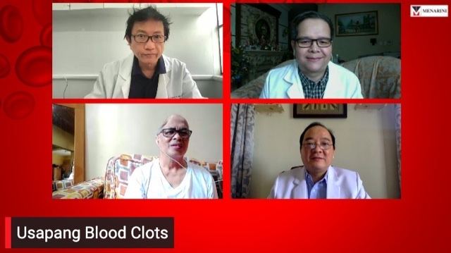 MENARINI ASIA-PAC SPEARHEADS CAMPAIGN TO INCREASE PUBLIC AWARENESS ABOUT THE DANGERS OF BLOOD CLOTS