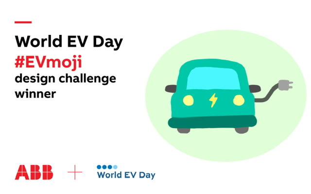 Charged up! #EVMoji winner crowned on World EV Day